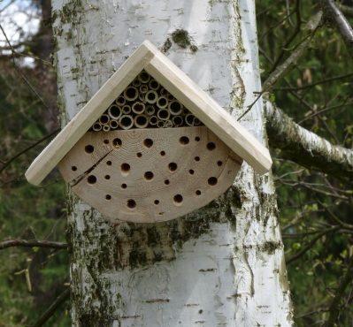 Hmyzí hotel malý – polotovar
